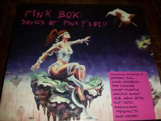 Music CD (2xCD): Various–Pink Box: Songs Of Pink Floyd