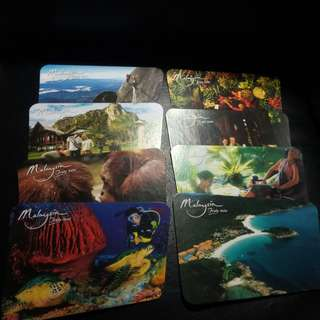 Postcards Collection: Malaysia, Truly Asia