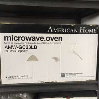 American Home Microwave Oven AMW-GC23LB