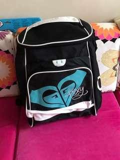 Roxy 書包 背包 背囊 限量 已絶版