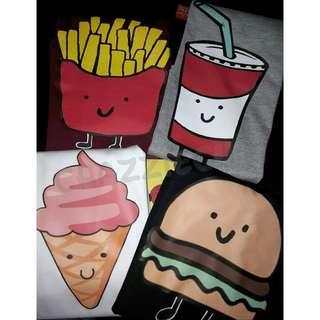 Foodie Customized Shirts