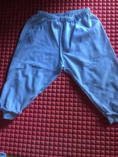 Jogging pants for new born