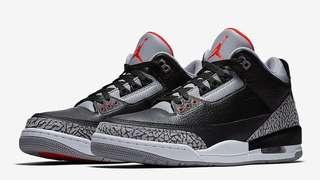 Nike Air Jordan 3 Retro Black Cement OG iii 1 11 AJ