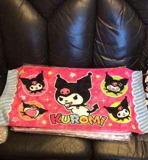 Kuromi 毛巾