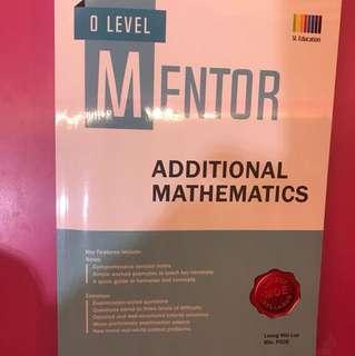 SL Additional Math