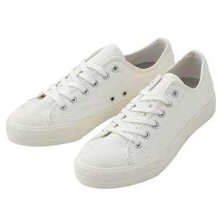 muji白鞋24