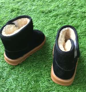 Baby winter boots
