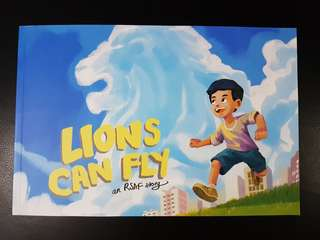 BN Lions Can Fly - An RSAF story