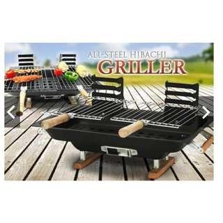 All Steel Hibachi Griller