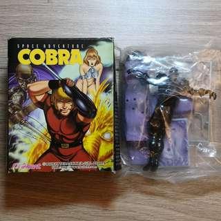 COBRA Space Adventure 哥布拉 食玩盒蛋 1個