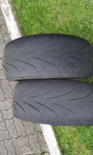 Federal 595 rsr 17 tyre