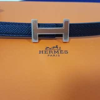 Hermes Mini H Belt