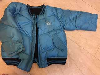 Winter wear children's jacket