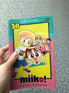 Miiko edisi khusus 30