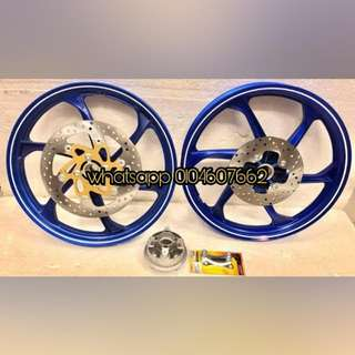 PACKAGE RIM PNP Y15ZR