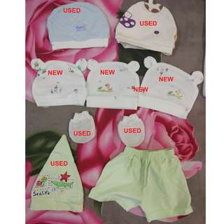 All baby clothes new and used