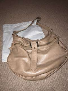 Country Road tan leather bag