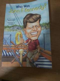 Who was John F. Kennedy