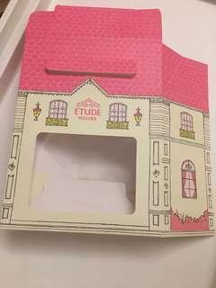 🚚 ETUDE HOUSE 公主風紙盒