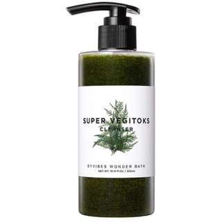 Super Vegitoks Cleanser [Ready Stock] (Wonder Bath) 300ML + Free Pump