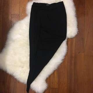 BARDOT Draped Skirt (RRP $69.95)