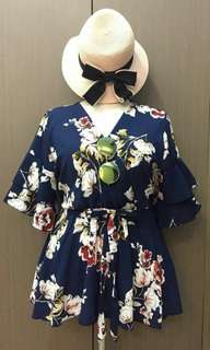 Pre-order plus size blouse