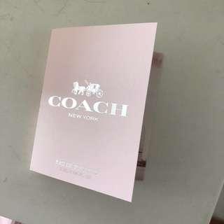 Coach Eau De Toilette 2ml