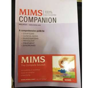 MIMS Companion