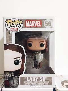 Lady Sif Funko Pop Marvel