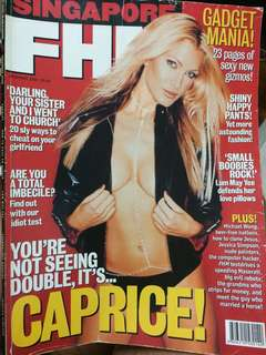 FHM Magazines & Others