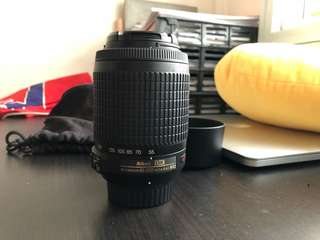 Nikon Lens 55mm to 200mm f1.4-5.6