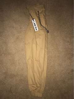 I.AM.GIA cobain pants tan