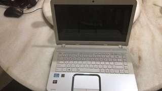 Trade in spoil laptop