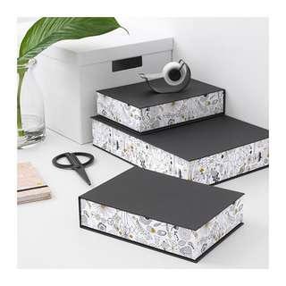 IKEA LANKMOJ Box File