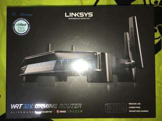 Linksys WRT32X AC3200 Dual Band And WiFi Gaming Router