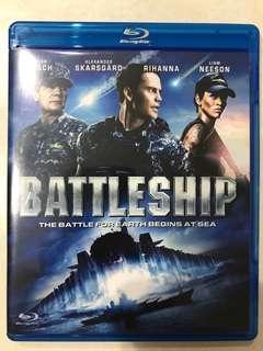 Battleship blueray