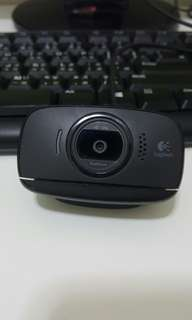 Logitech HD720p webcam