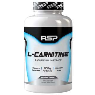 NEW🔥 RSP NUTRITION L-CARNITINE