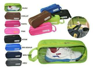 Tas sepatu /Shoes Organizer / tempat penyimpanan sepatu