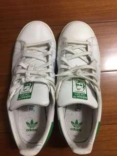 🚚 Adidas Stan Smith //出清 8成新//
