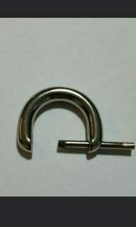 Brand New Silver D-ring For Jujube Bag