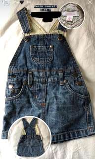 COTTON ON denim overall