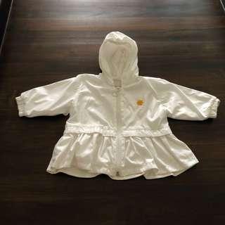 Toddler Girl windbreaker/jacket