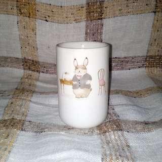 Rabbit Ceramic Cup