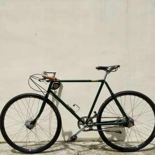 UK Pashley Speed 5 Path Racer Bicycle