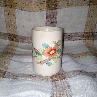 Floral Ceramic Cup