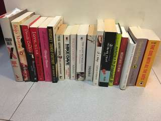 Books for sale,