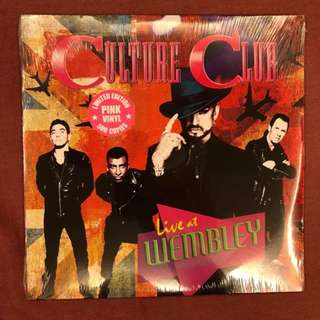 "NEW VINYL: Culture Club ""Live At Wembley World Tour 2016"" (Pink Vinyl, US)"