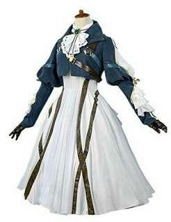 Violet Evergarden Fullset Costume