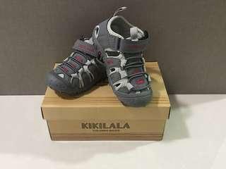 KikiLala toddler covered sandal/shoe